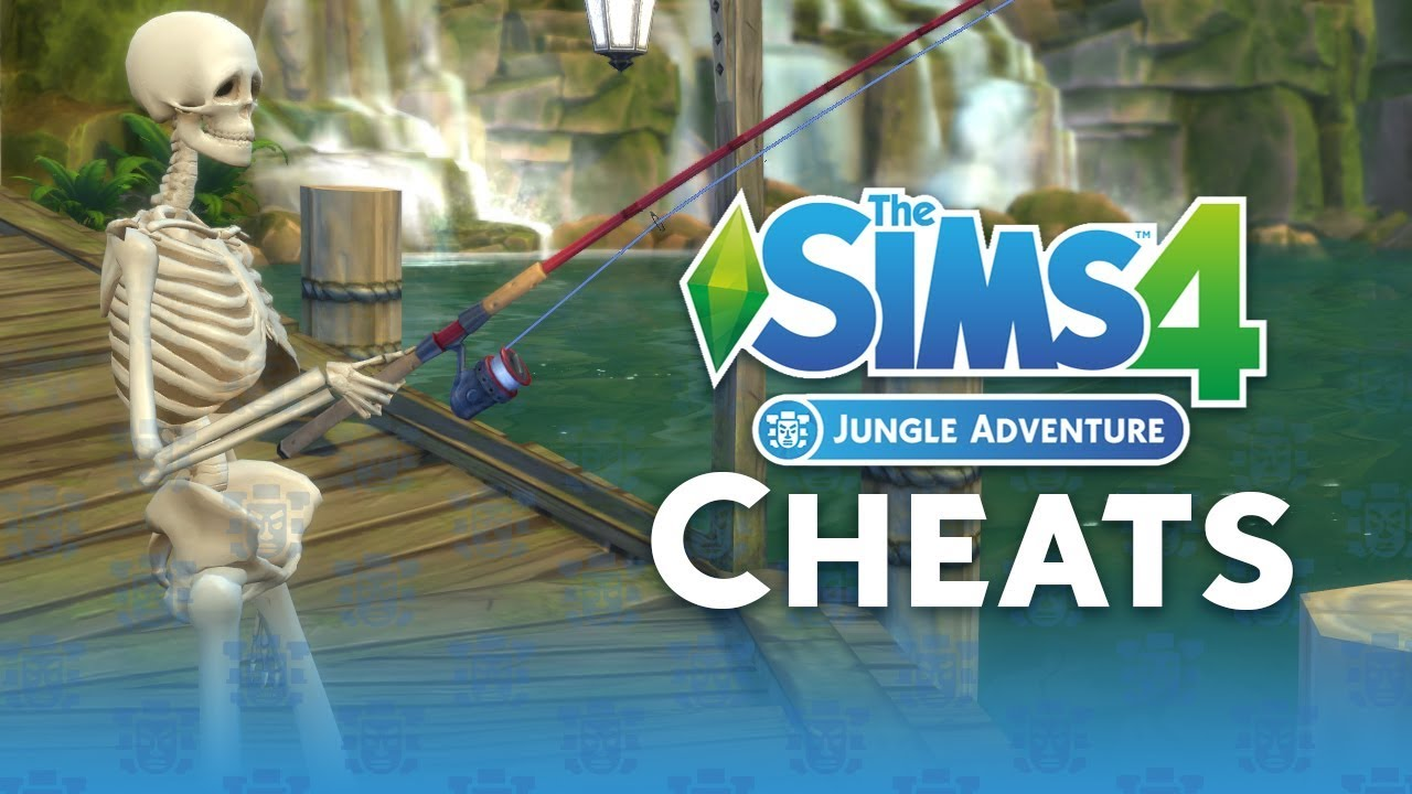 The Sims 4 Jungle Adventure Cheats And How To Use Them