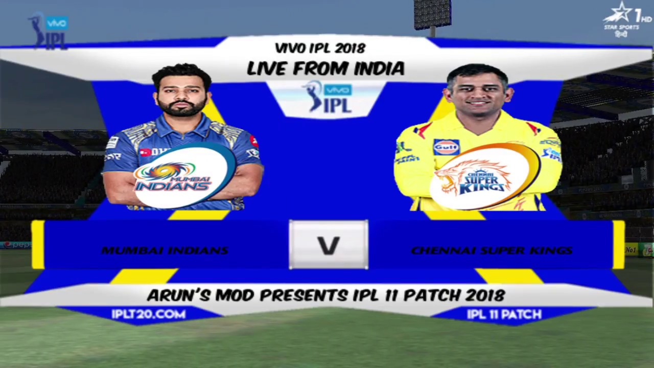 How To Download And Install Vivo Ipl 11 Patch For Ea Cricket 07