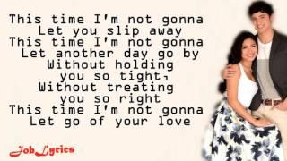 THIS TIME Lyrics - James Reid & Nadine Lustre