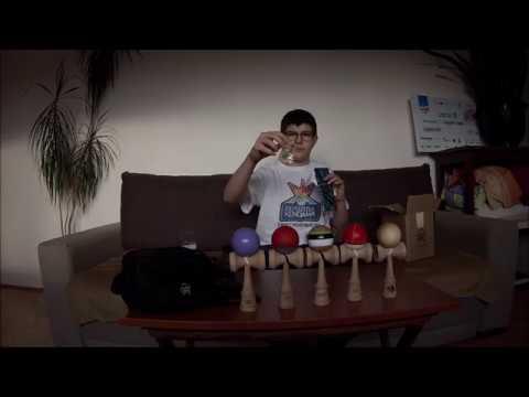 Andrei Goia | Unboxing | Catch & Flow Package | Depozitul Kendama
