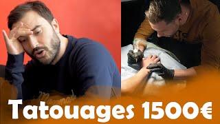 Tatouages 50€ VS Tatouages 1500€ avec Benjamin Verrecchia et Showtime.