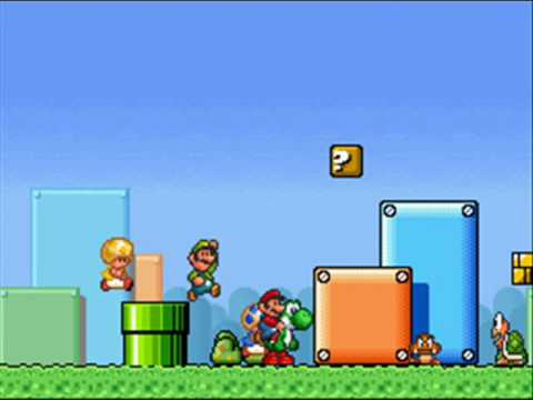 Super Mario Bros.Ultra Trailer
