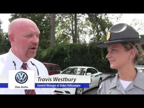 South Carolina State Trooper Interview   Why did you pick this Career   Stokes VW TV