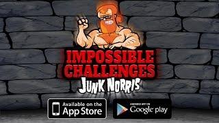 Junk Norris Nonstop Challenges