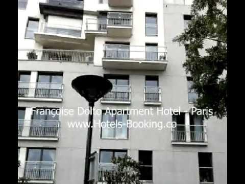Françoise Dolto Apartment Hotel - Paris