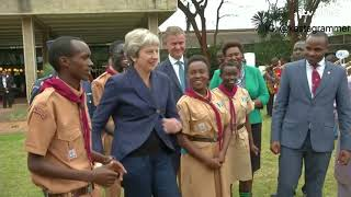 Theresa May Dance Drum And Bass Remix