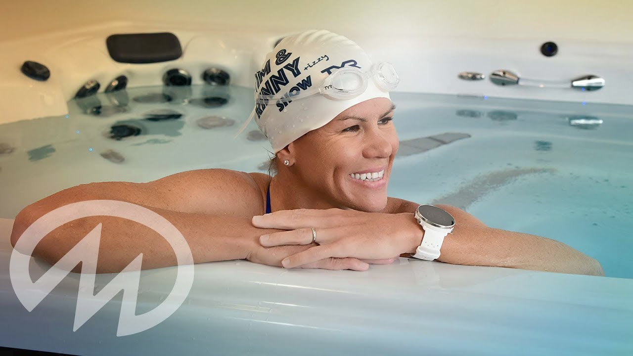 Master Spas Presents: Continuous Swimming in a Swim Spa with Mirinda Carfrae