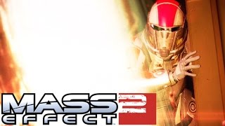 Mass Effect 2 - Renegade Shepard Ep. 1