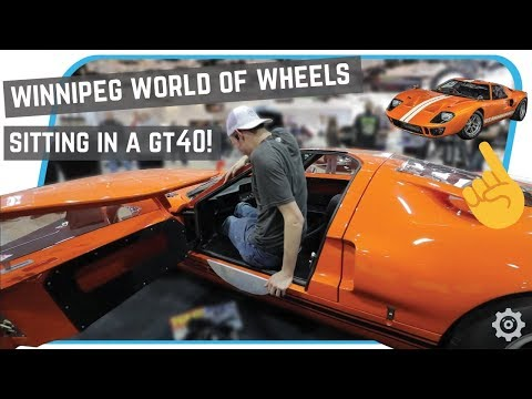 Winnipeg World of Wheels 2018!