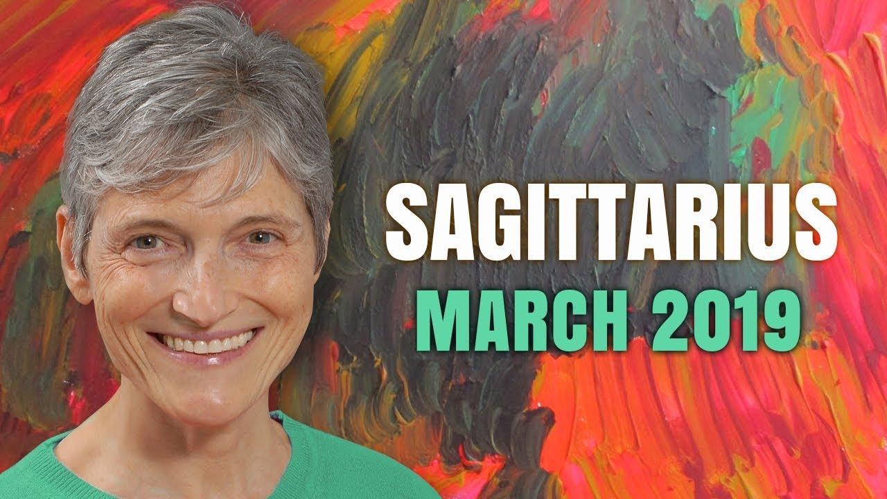 Sagittarius horoscope March 12222