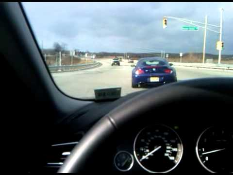 Bmw Z4m Supersprint Exhaust Youtube