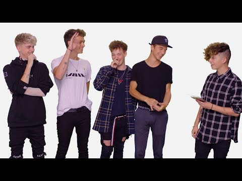 Why Don't We - Who Knows Each Other Best? | Radio Disney