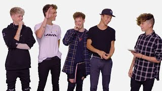 Download Why Don't We - Who Knows Each Other Best? | Radio Disney Mp3 and Videos