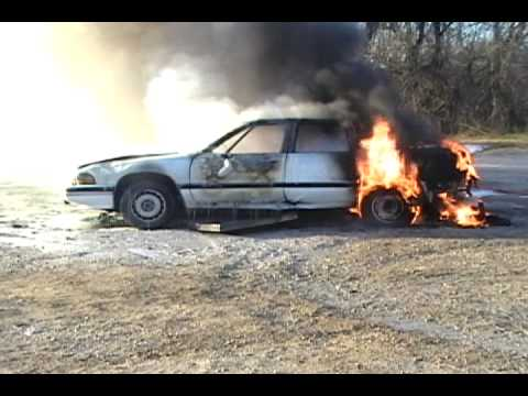 Novacool On Car Fire With Magnesium