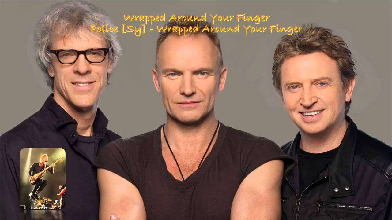 The Police - Wrapped Around Your Finger - HiResAudio ...