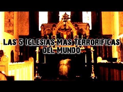 Las 5 Iglesias Más Terroríficas del Mundo