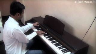Chanda re piano Cover By Chetan Ghodeshwar