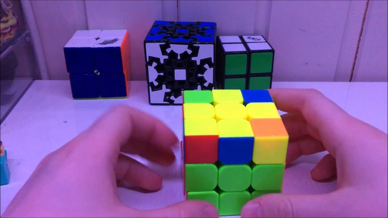 Hvordan Løse En Rubiks Kube