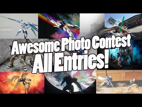 813 - Awesome Photo Contest: All Entries!