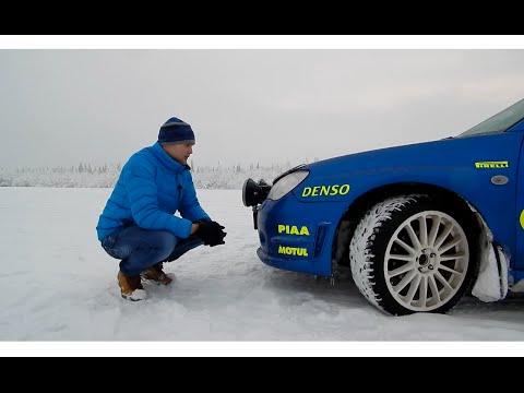 Знакомство Subaru Impreza 2.0 Валит только боком!