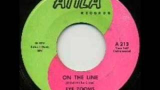 The Eye Zooms - On The Line (1966)