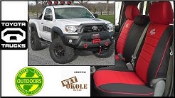 Toyota Tacoma: Seat Covers By Wet Okole