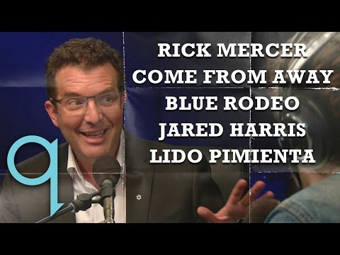 q with Tom Power - Ep 6 | Rick Mercer, Come From Away, Blue Rodeo, Jared Harris, Lido Pimienta