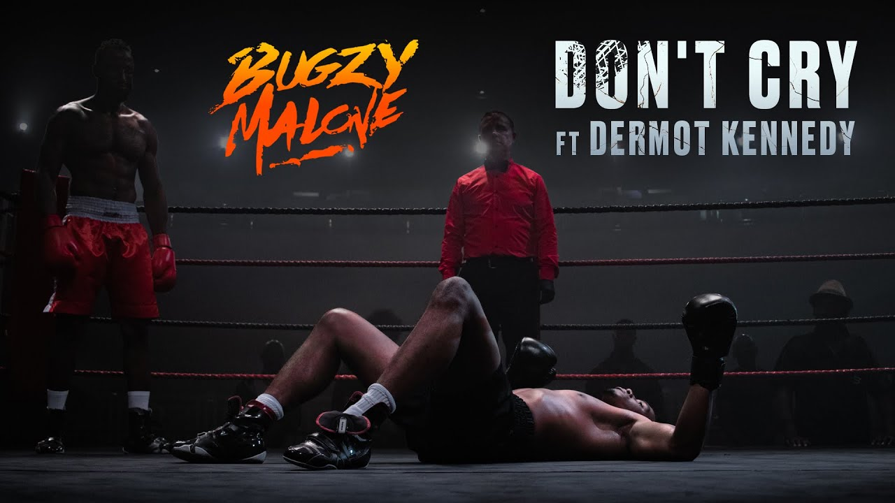Sillkey co-writes and co-produces Bugzy Malone's new single 'Don't Cry' ft. Dermot Kennedy