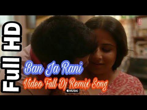 "tumhari-sulu:-ban-ja-rani""-full-dj-remixhd-video-song-|-vidya-balan-|-guru-randhawa"
