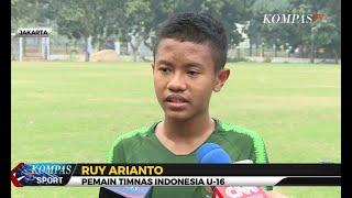 Profil Ruy Arianto: Pemain Tipe Penyerang