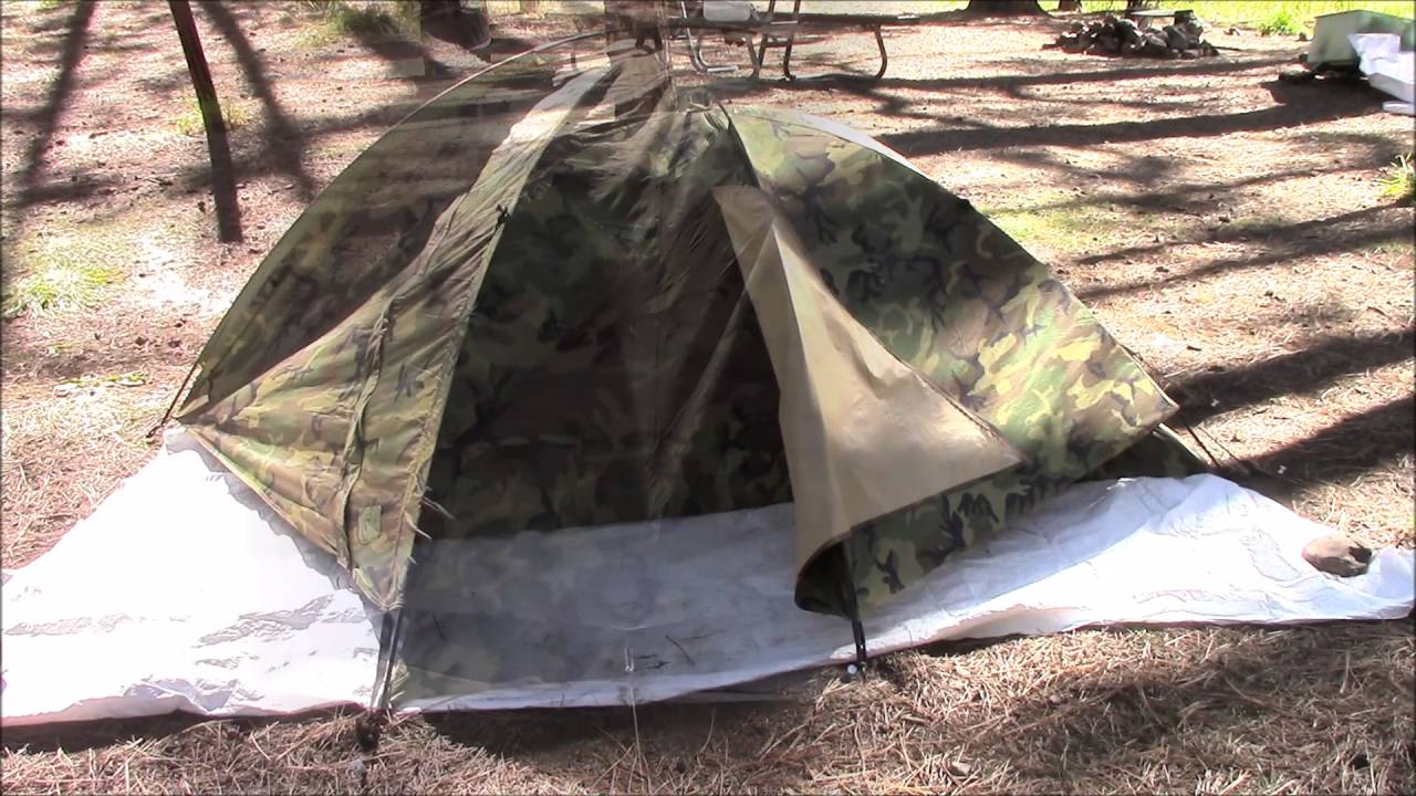 Eureka Tent TCOP Surplus Overview & Eureka Tent TCOP Surplus Overview - YouTube