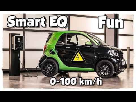 Smart Electric Drive 2017 60kW | 0-100km/h - FUN - Daky auf Strom