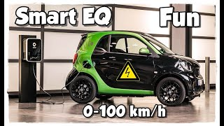 Smart Electric Drive 2019 60kW | 0-100km/h - FUN - Daky auf Strom