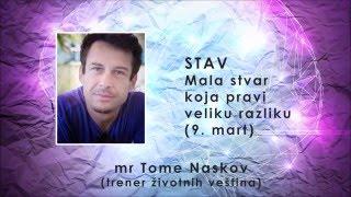 VEŠTINE ŽIVLJENJA - Stav - mr Tome Naskov
