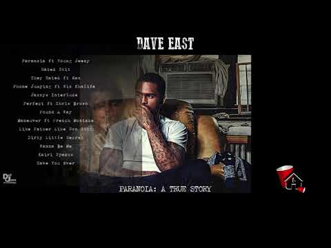 DAVE EAST PARANOIA: A TRUE STORY EP (Complete EP)