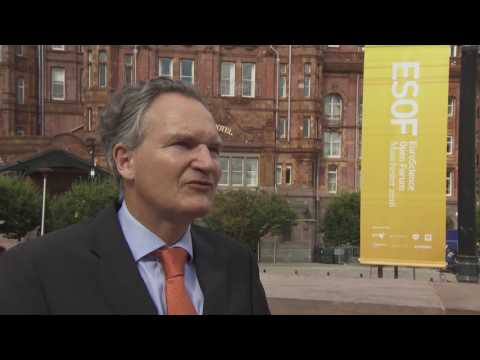 Robert-Jan Smits, Director-General for Research & Innovation, European Commission
