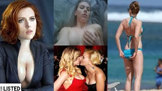Scarlett Johansson Black Widow - 23 Interesting Things You Probably Didn`t Know About Her