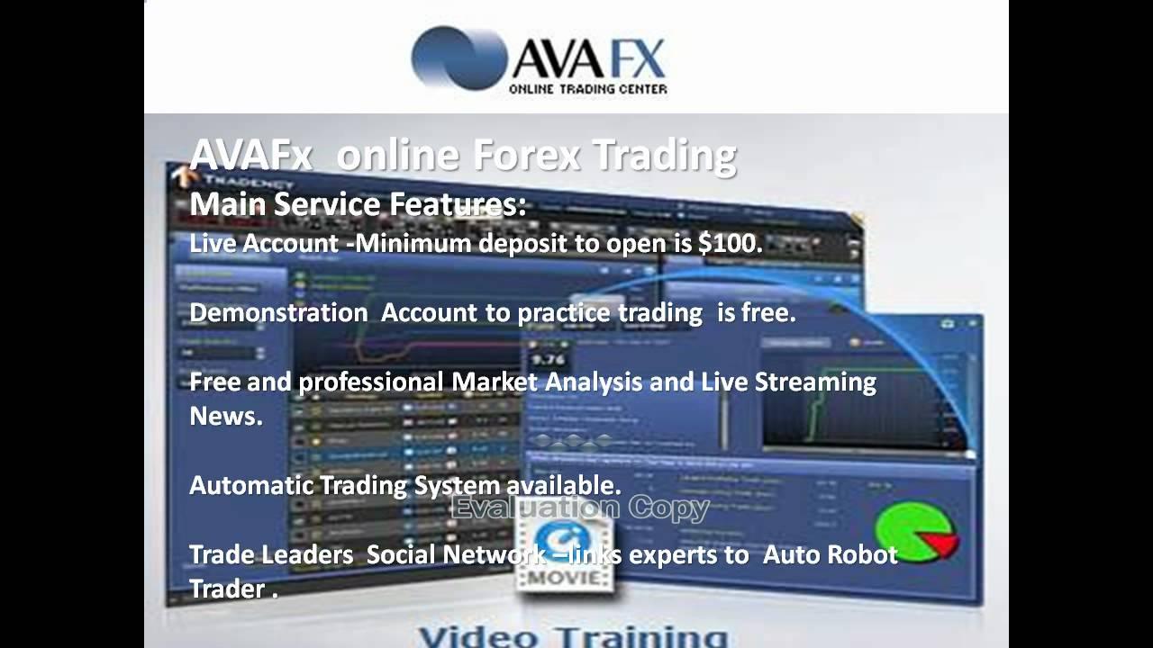 Ebroker trading system