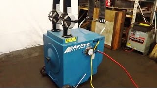 AIRFLOW SYSTEMS Fume Collector 800 CFM