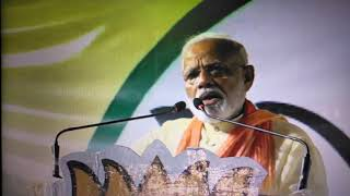 Narendra Modi addresses public meeting in Dum Dum West Bengal