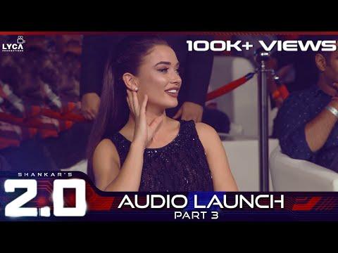 2.0 Audio Launch - Part 3   Rajinikanth, Akshay Kumar   Shankar   A.R. Rahman