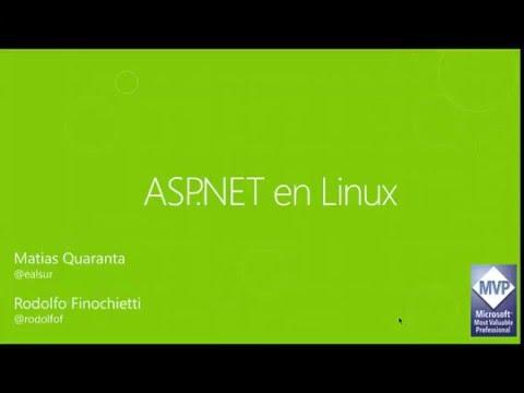 ASP.NET en Linux