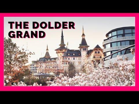 QoQa.ch - The Dolder Grand Zurich