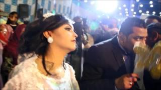 ليلة زفاف الفنان النوبى : أحمد اسماعيل / الفنان : نبيل فتحى / قرية مصمص النوبية