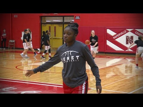 Benet Academy vs. Naperville Central, Girls Basketball // 11.25.17