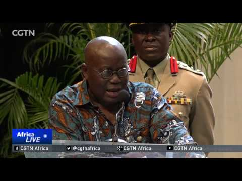 Ghana-Cote D'Ivoire Ties: Ghanaian President Akufo-Addo in Cote d'Ivoire for a state visit