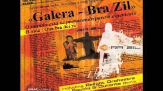 Galera (original radio edit) / Jessy Matador feat. King Kuduro and Bra zil