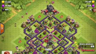Clash of clans:Les remparts sans fin!?!Épisode 1 avec FuN_GamiNg !