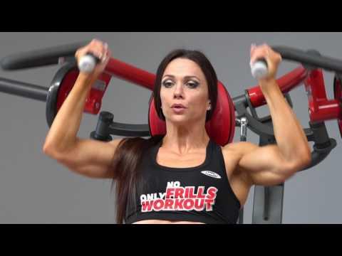 Panatta srl - Motivational Workout video with Oksana Grishina
