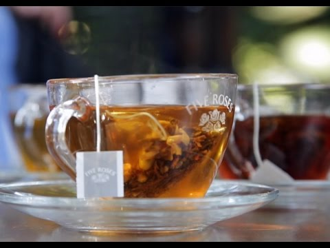 Infusions Tea Tasting | Afternoon Express | 21 July 2016